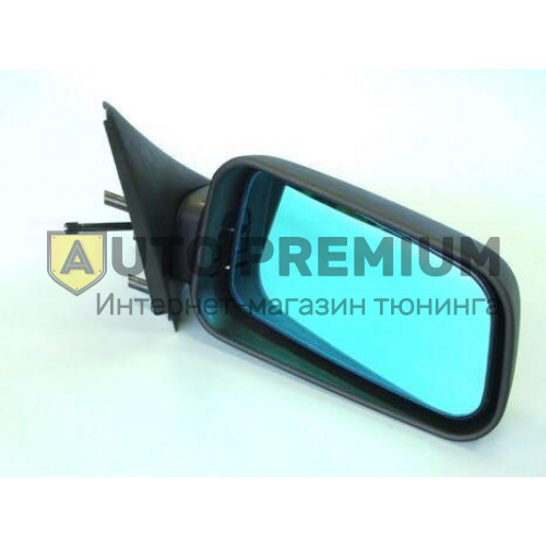 Боковые зеркала на ВАЗ 2110-11-12 с голубым антибликовым покрытием ДААЗ